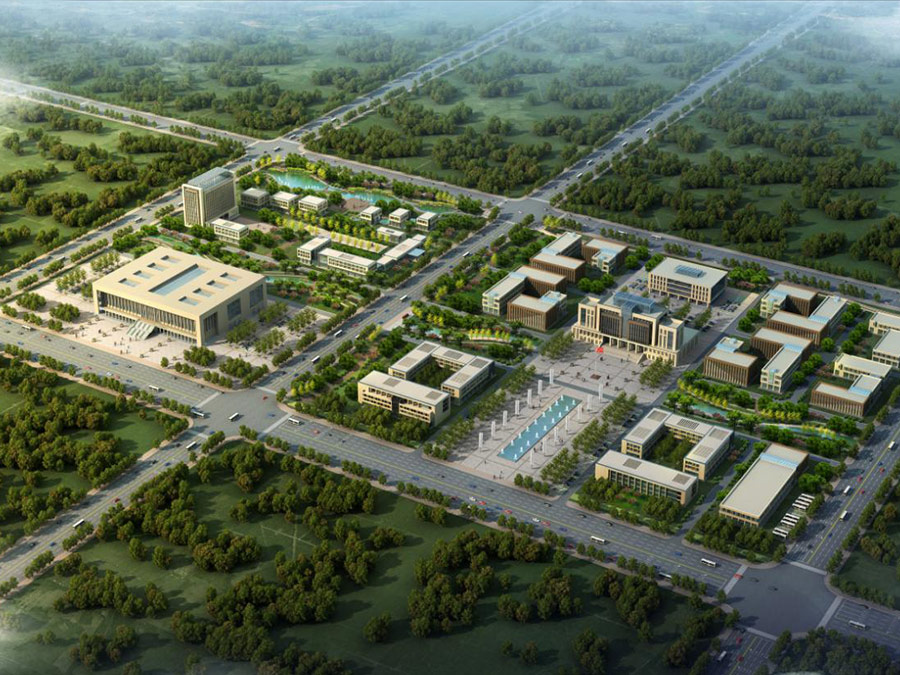 梅河口市医药健康特色产业园